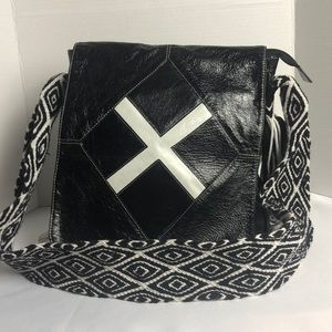 Leather Claudia Roldani Bag